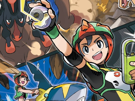"Goodbye HM histrionics. ""Pokemon Sun and Moon"" features a new Poke Ride system to help you traverse the field."