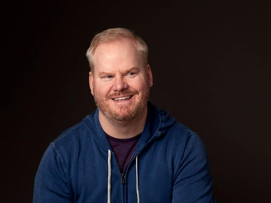 Jim Gaffigan brings his stand-up tour to Comerica Theatre.