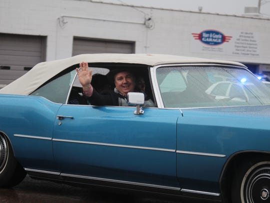 Superintendent Dr. David Stephens was Grand Marshall of the parade this year.  Stephens was recently named 2017 Tennessee Superintendent of the Year for the Southwest/Memphis region by the Tennessee Organization of School Superintendents.