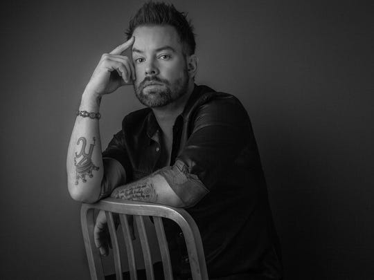 American Idol winner David Cook will perform at Riverfront Rendezvous on July 1, 2017.
