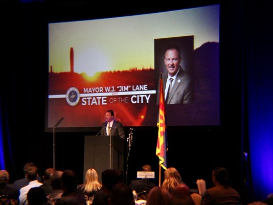 Scottsdale State of the City 2017
