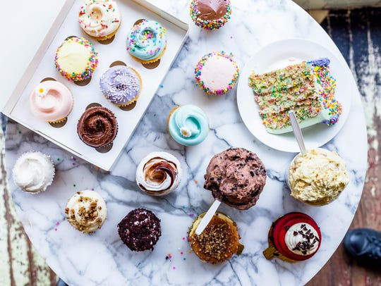 Classic cupcakes, cakes and more offered at Magnolia