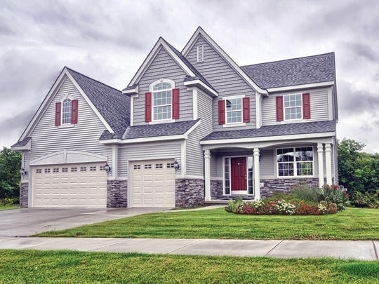 Yosemite in Milford Township by Sandhill Associates is a Blue Ribbon winner for homes base priced $300,000 to $325,000.