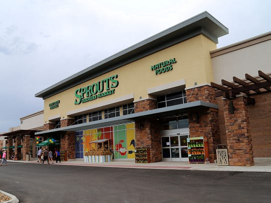 Sprouts Farmers Market opened its first Reno store on Sept. 13, 2017, in South Reno.