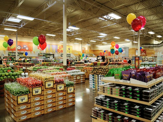 Sprouts Farmers Market Reno opening organic natural food