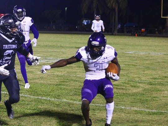 Cypress Lake High School senior defensive back Chris Joseph is one of the most underrated players in Lee County heading into the 2018 season.