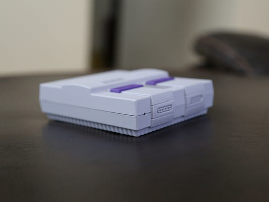SNES Classic Edition.