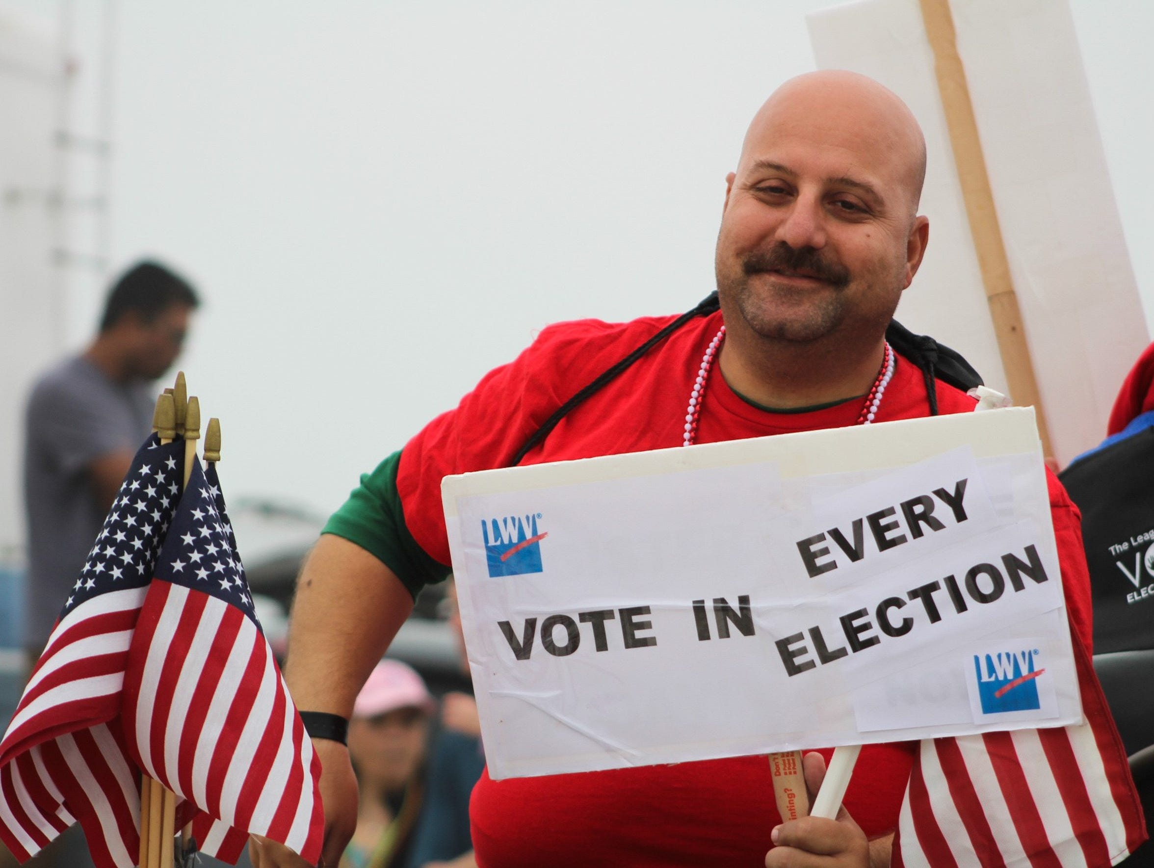 Election Day is Tuesday, Nov. 6. Early voting is from Monday, Oct. 22 to Friday, Nov. 2.