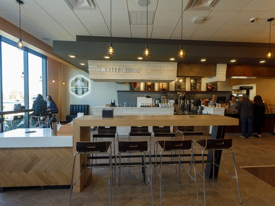 The owner of Twice Daily convenience stores is integrating White Bison Coffee shops into some Middle Tennessee stores.