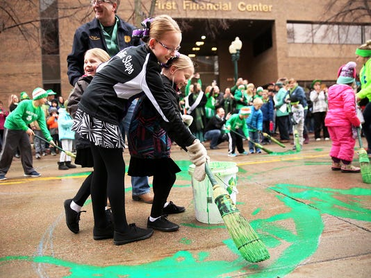 Photos: 39th Annual St. Patrick's Day Parade