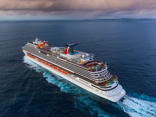 Carnival Vista is packed with activities