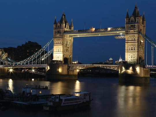 Travel business class to London on British Air's newly launched non-stop service from Music City and fall in love with London all over again.