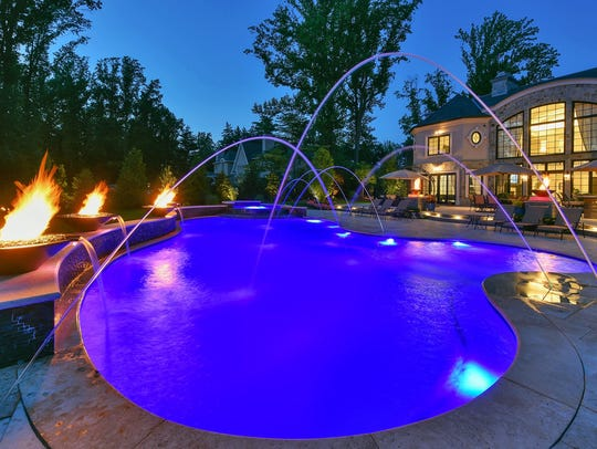 Upper Saddle River home of home builder Mark Petrone