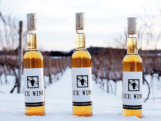 Parallel 44's ice wine is the state's best wine, according