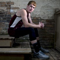 Ben Gucinski of Fox Valley Lutheran is The Post-Crescent boys' track and field athlete of the year.