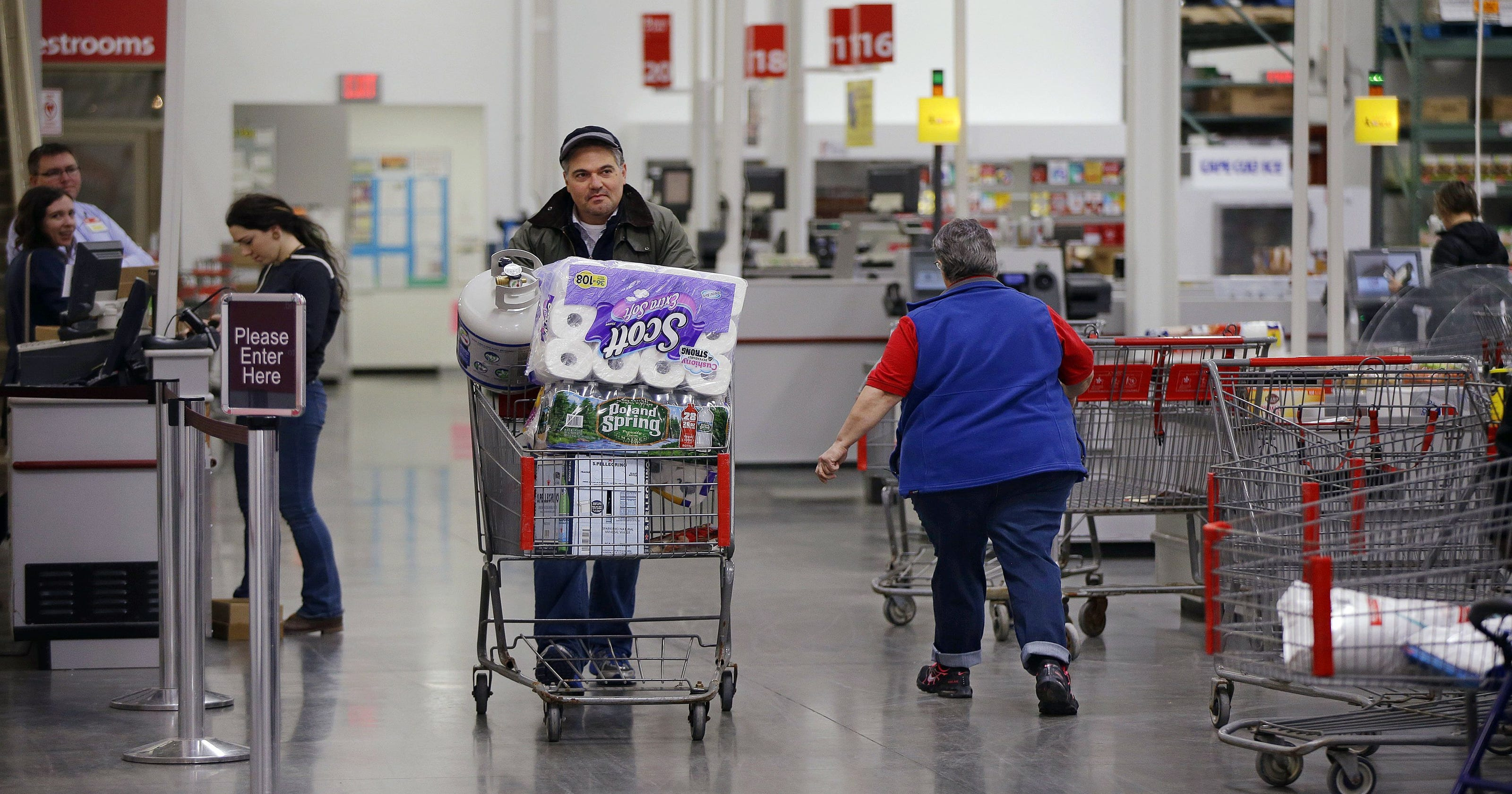 Stores make push in scan-and-go tech, hope shoppers adopt it