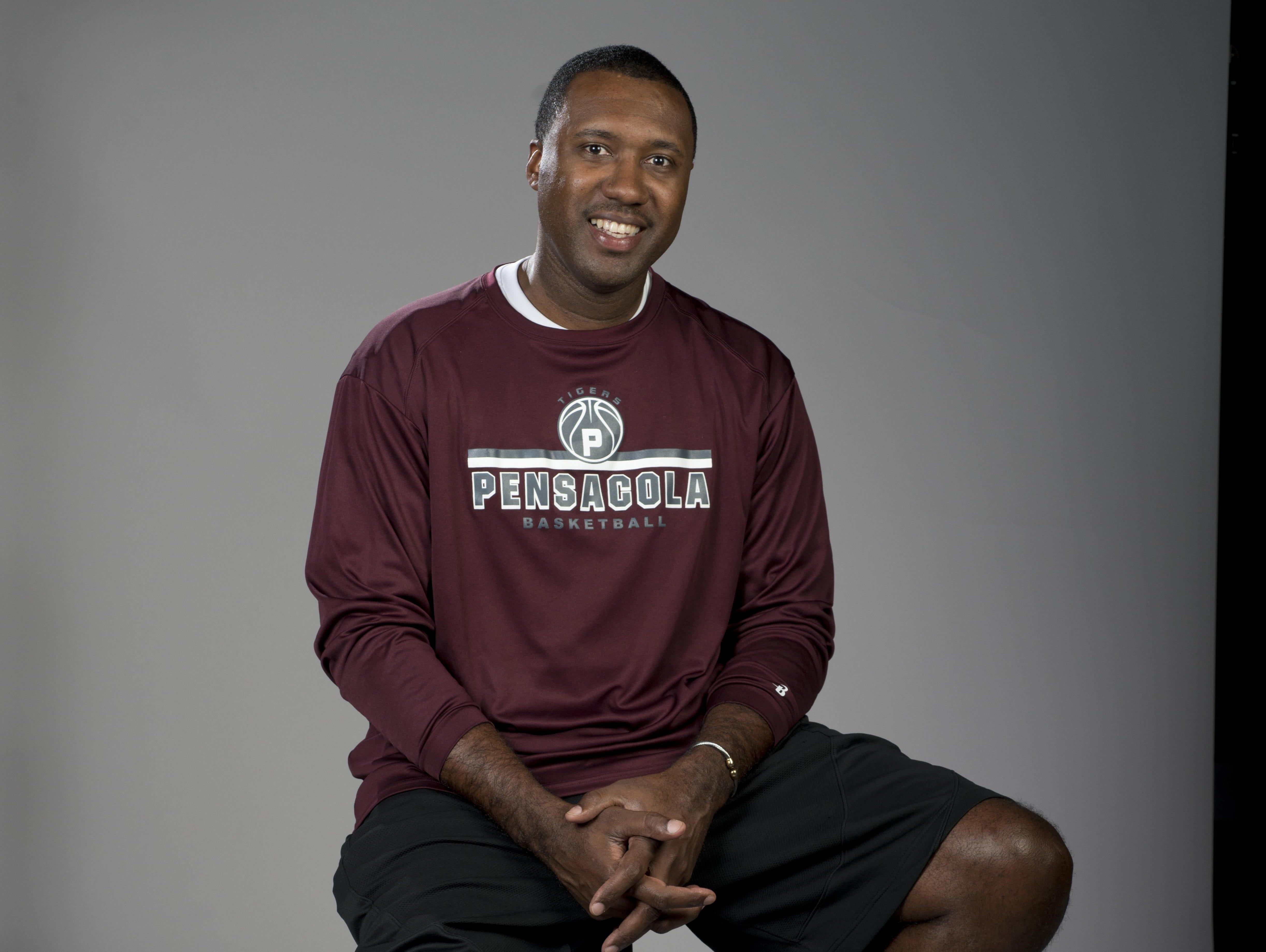 Terrence Harris, Basketball Coach Pensacola High School