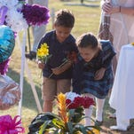 Community gathers to honor, remember girl allegedly killed by cousin