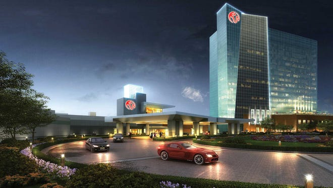 The Resorts World Catskills casino is set to open Feb. 8, 2018 in Thompson, Sullivan County.