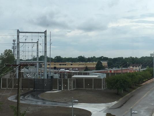 BHM new substation
