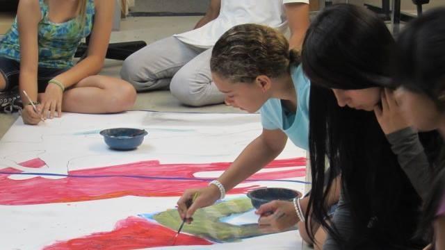 Arts Visalia offers children's summer art program