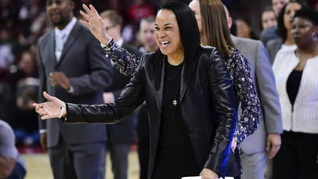 Veteran South Carolina coach Dawn Staley heads into this week's SEC Tournament with what she considers as solid a Gamecock squad as she's had in her 12 seasons, which include five regular-season championships and four tourney titles.