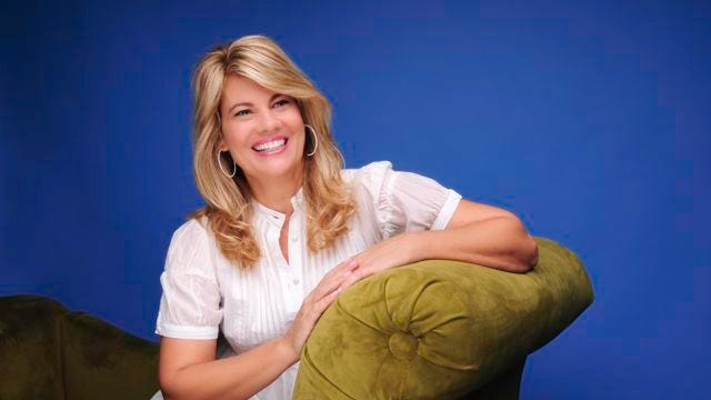Actress Lisa Whelchel has authored 10 books on topics such as faith, family and friendship.