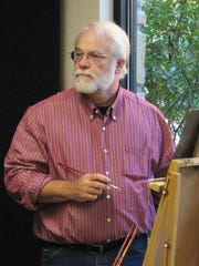 John Agnew's first job was as curator of exhibits at the Science Museum of Palm Beach County.