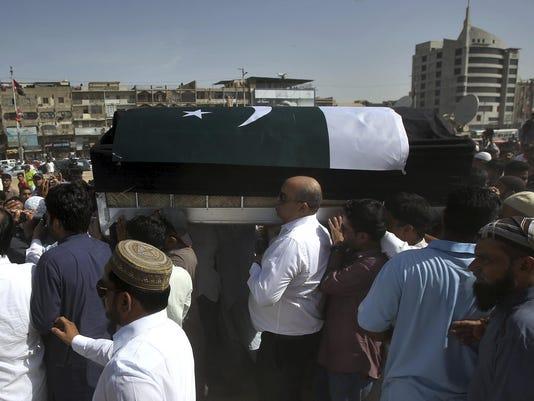 Pakistan US School Shooting