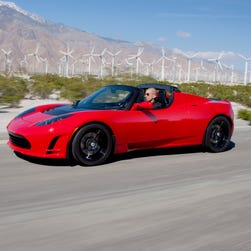 Tesla is giving new attention to making improvements in its  first model, the electric roadster