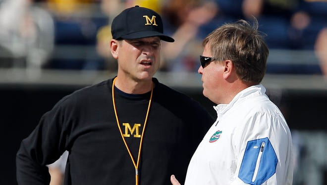Two coaches who made their hiring managers look smart this season were Jim Harbaugh and Jim McElwain.