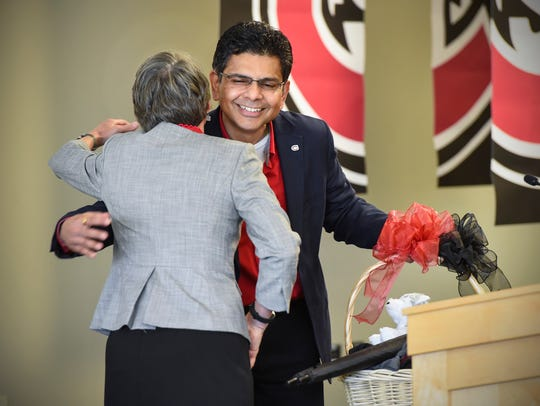 New St. Cloud State University President Robbyn Wacker