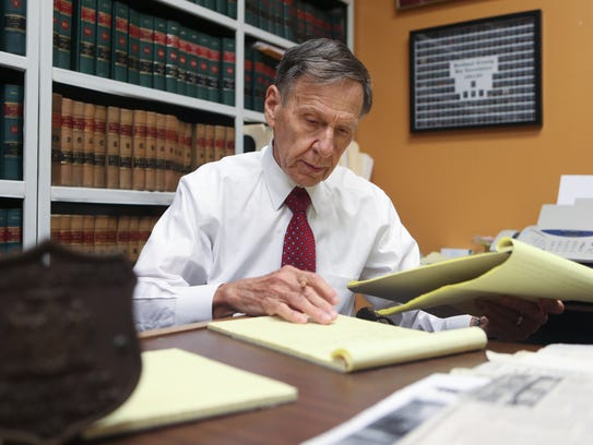 Justice Arnold Etelson, has been serving as a New York