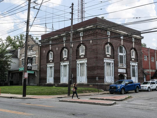 Two properties, an old Louisville police station and Bell South building at 1300 and 1306 Bardstown Road, were declared as surplus properties by Metro Council in November 2015.