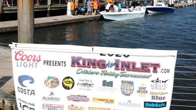 The King of the Inlet Offshore Tournament Round 2 will be fished Saturday out of Ponce Inlet.