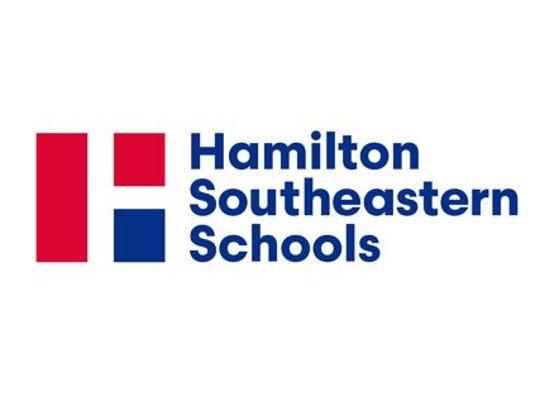 Hamilton Southeastern School's new logo, approved Jan.