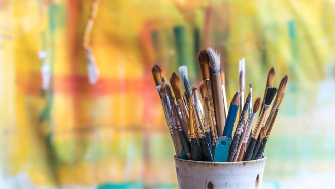 Paint parties and DIY project and craft workshops have become a popular alternative to standard dinner and a movie date nights.