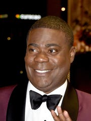 Actor and comedian Tracy Morgan