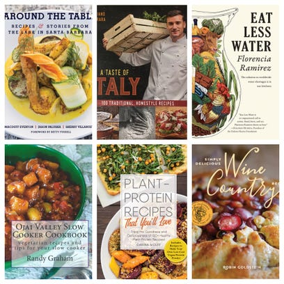Ventura County authors and/or ingredients are featured