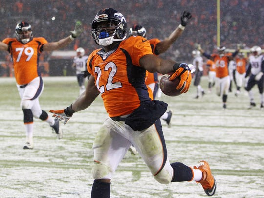 Week 12 -- Broncos 30, Patriots 24: Denver Broncos