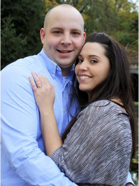 Matthew Montano and Lindsey Marks to wed on Sunday, May 24.