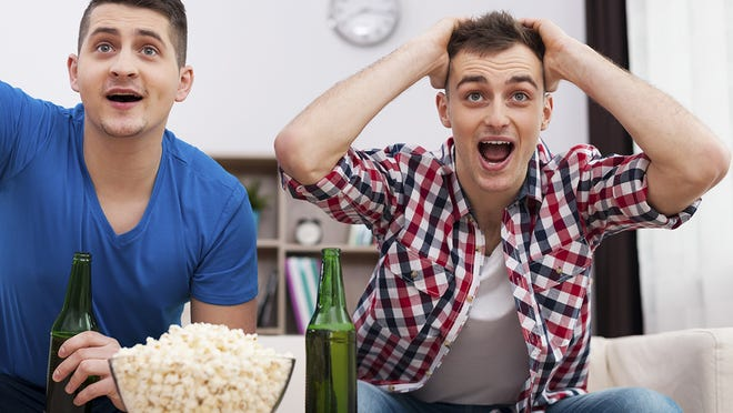 Increasingly, sports enthusiasts include openly gay fans, whether they're watching from the sofa or spectator stands.