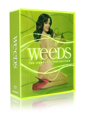 'Weeds: The Complete Collection' goes on sale Nov. 5.