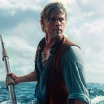 """Chris Hemsworth in the Ron Howard film """"In the Heart of the Sea."""""""