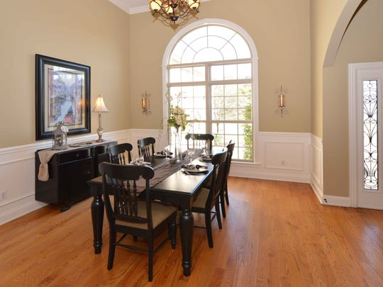 The house has 3,007 square feet of living space, including