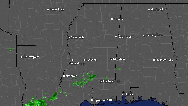 Mississippi weather radar