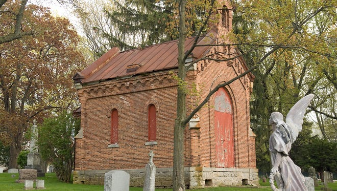 Age has taken its toll on the chapel in the Allouez Cemetery. The Catholic Diocese plans to tear down the 140-year-old structure, possibly this summer.