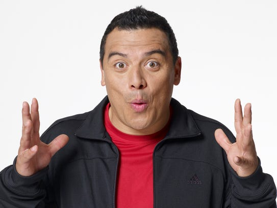 Comedian Carlos Mencia will headline June 28-30 at the El Paso Comic Strip.
