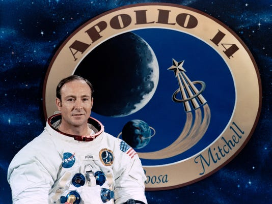 Edgar Mitchell Apollo 14