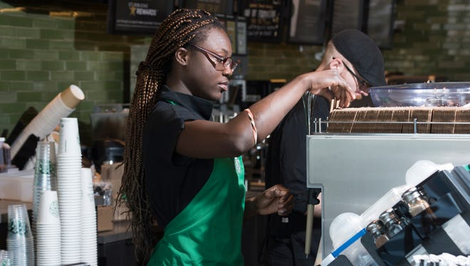 Starbucks' family leave policy affects only 3% of its workforce, new data shows.
